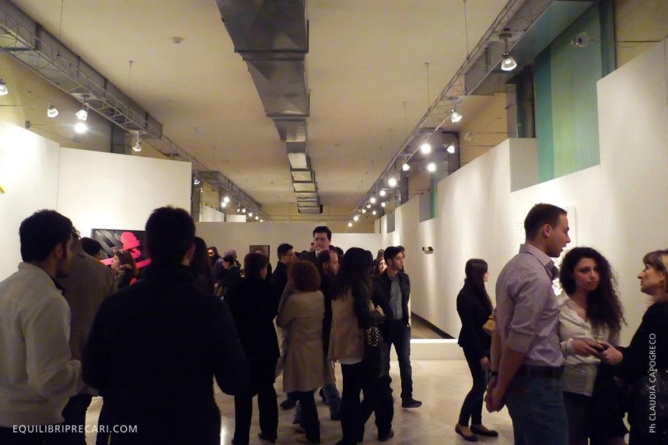 Equilibri precari, Museo del presente, Rende