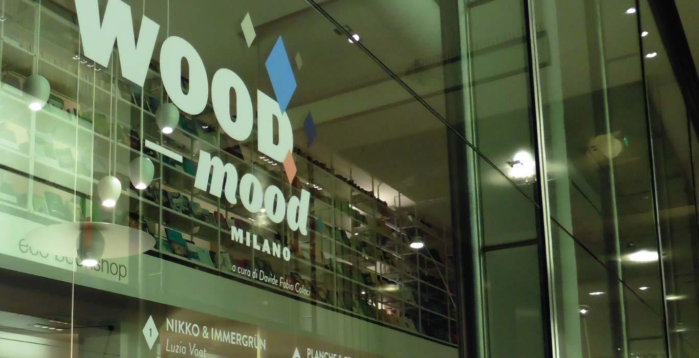 Wood Mood, Valcucine Milano Brera
