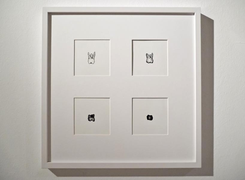 Giovanni Longo / Giudizio su carta, 2012