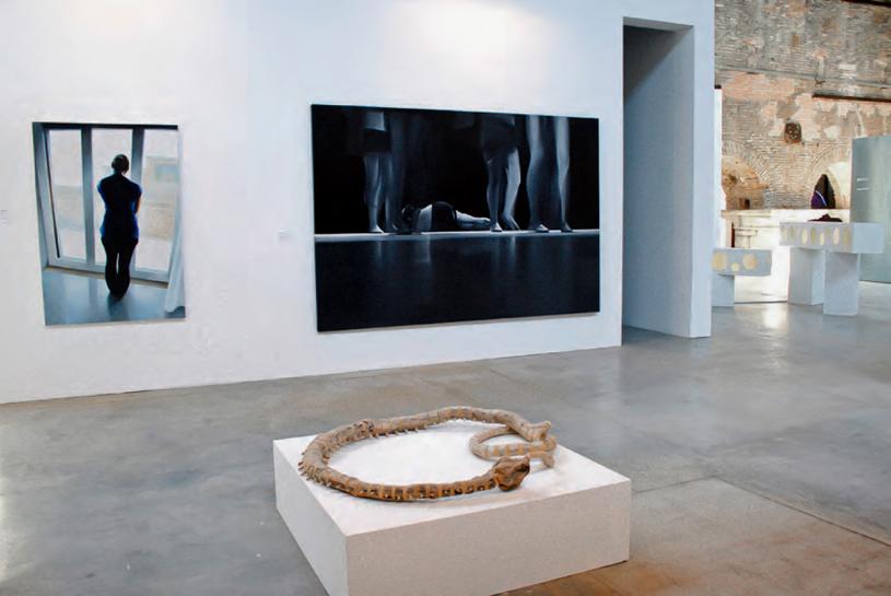 Giovanni Longo, Forgetful Oroborus, 2011