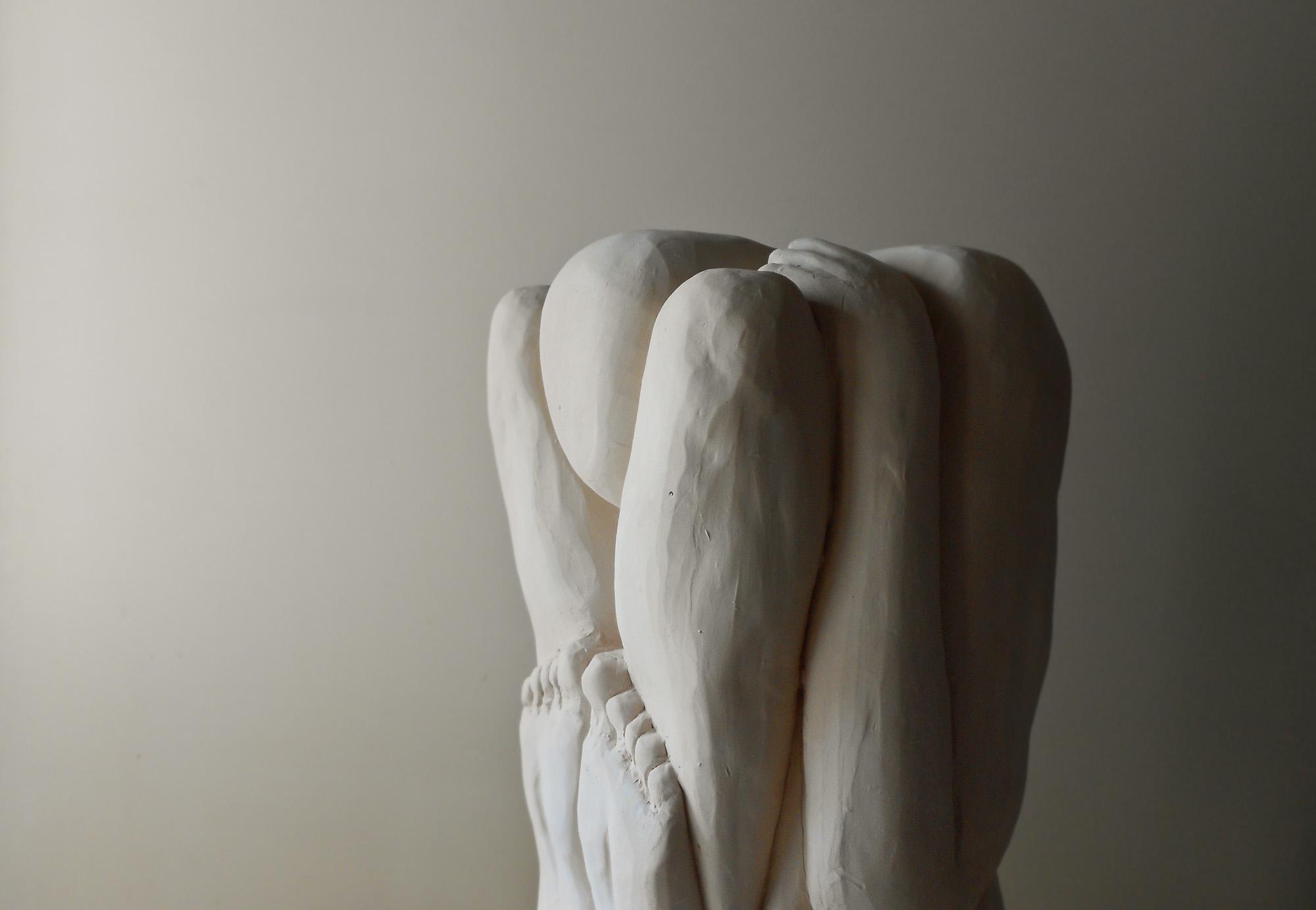 Giovanni Longo / Uomini compressi 3x3-1, 2008-2010