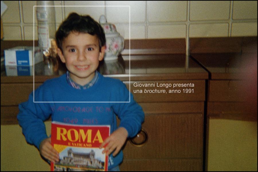 Giovanni Longo / Re-reading, 2011