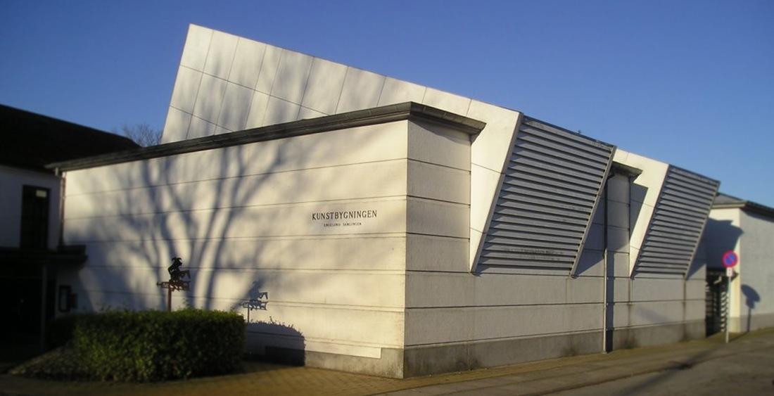Kunstbygningen Vrå