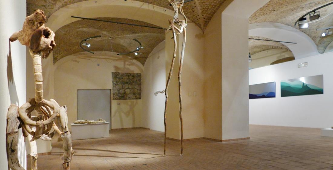 Giovanni Longo, Fragile Landscapes, Museo MARCA Catanzaro