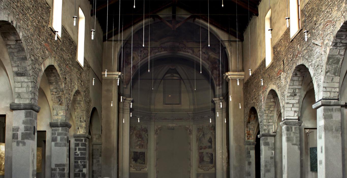 Ex Chiesa San Francesco, Spazio Antonio Ratti, Como