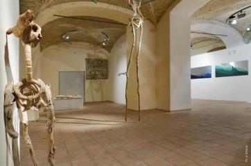Giovanni Longo, Fragile Landscapes, installation view