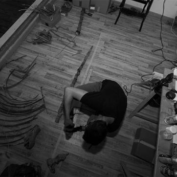 Giovanni Longo, residenza Bocs Art, Cosenza (Ph Michele Lacopo) / 08