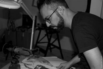 Giovanni Longo, residenza Bocs Art, Cosenza (Ph Michele Lacopo) / 06