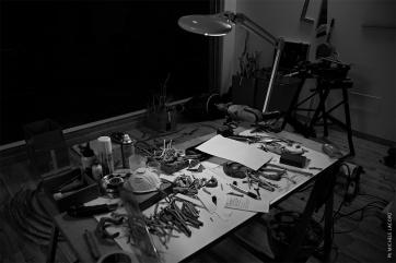 Giovanni Longo, residenza Bocs Art, Cosenza (Ph Michele Lacopo) / 01